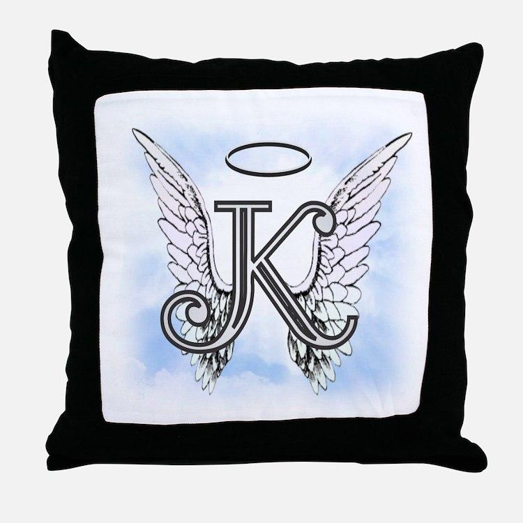 Letter K Pillows, Letter K Throw Pillows & Decorative Couch Pillows