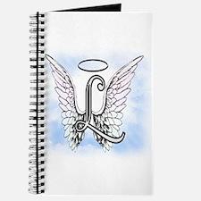 Letter L Monogram Journal