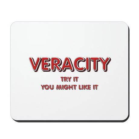 Veracity Mousepad