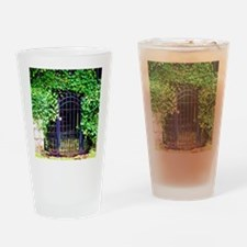 Ivy and Iron Gate Drinking Glass