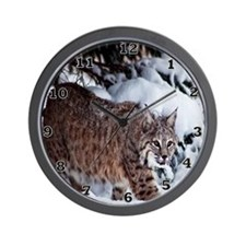 Forest Wanderer Wall Clock