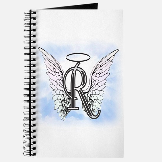 Letter R Monogram Journal