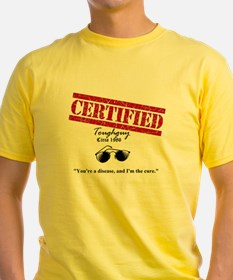 Funny Certified badass T