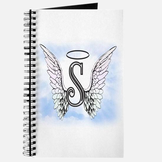 Letter S Monogram Journal