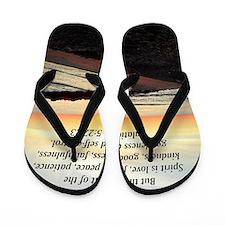 GALATIANS 5 Flip Flops