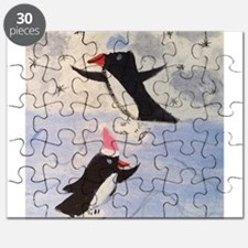 Skating penguins Puzzle