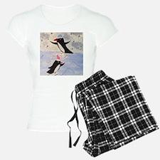 Skating penguins Pajamas