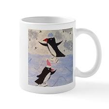 Skating penguins Mugs