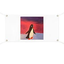 Sky penguin Banner