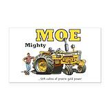 "Minneapolis moline g1000 3"" x 5"""