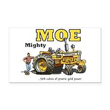 Minneapolis Moline G1000 Rectangle Car Magnet