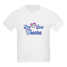 Live Love Theatre T-Shirt