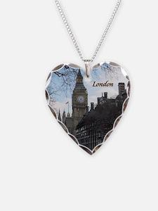 Cute London Necklace