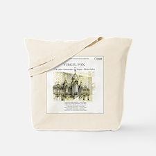 Cute Pipe organ Tote Bag