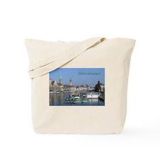Cute Zurich Tote Bag