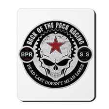Bpr Death Ring Logo Mousepad