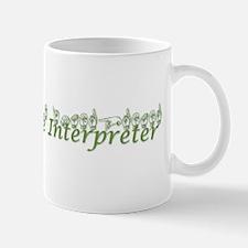 Sign language Interpreter Mugs