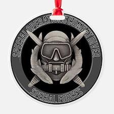 SF Spec Ops Diver Ornament