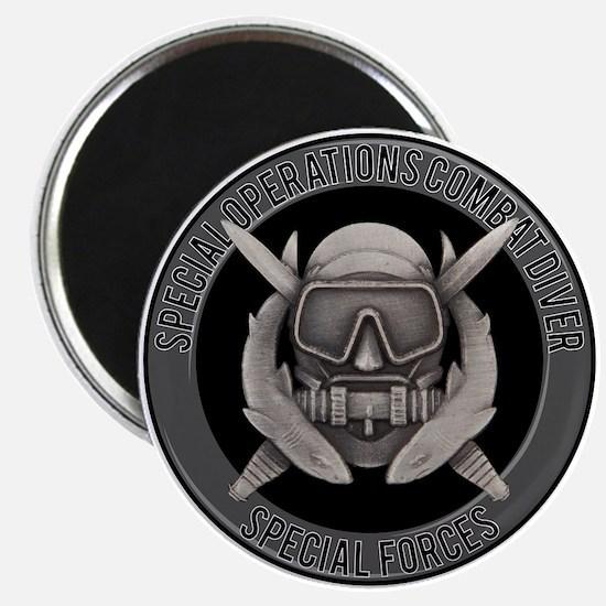 SF Spec Ops Diver Magnets