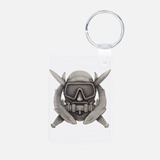Spec Ops Diver Keychains