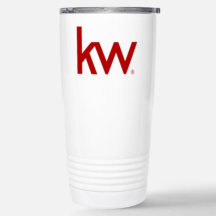 Keller Williams Stainless Steel Travel Mug