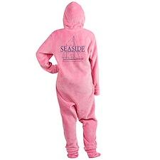 Seaside - Footed Pajamas