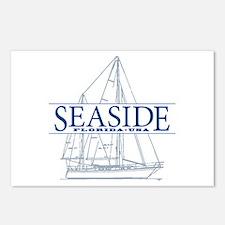 Seaside - Postcards (Package of 8)