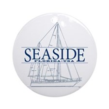 Seaside - Ornament (Round)