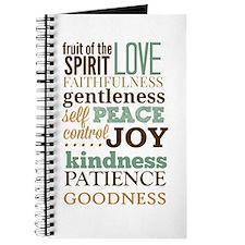 Fruit of The Spirit Galatians 5:22-23 Desi Journal