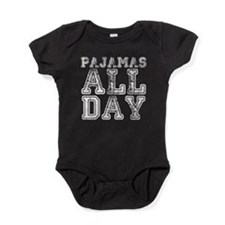 Pajamas All Day Baby Bodysuit