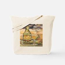 Unique Vino Tote Bag