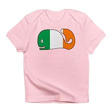 Irish Whale Infant T-Shirt