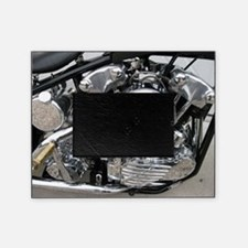 1940 Knucklehead Harley Picture Frame
