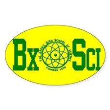 bronx_science Decal