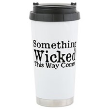 Funny Shakespeare macbeth Travel Mug