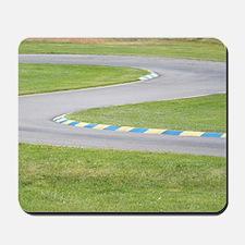 Kart Track Mousepad