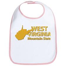 State - West Virginia - Mtn State Bib