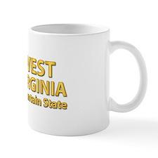 State - West Virginia - Mtn State Mug