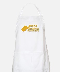 State - West Virginia - Mtn State Apron