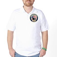 CV-60 USS Saratoga T-Shirt
