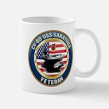 CV-60 USS Saratoga Mug
