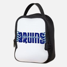 Bartlesville Bruins Paw Design Neoprene Lunch Bag