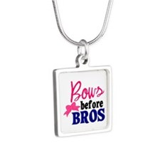 Bows Before Bros Necklaces