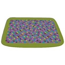 Flux Boysenberry Periwinkle Bathmat