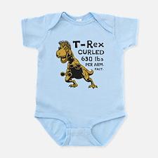 630 lbs Per Arm Infant Bodysuit