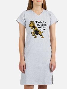 630 lbs Per Arm Women's Nightshirt