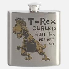 630 lbs Per Arm Flask