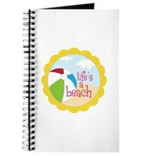 Lifes A Beach Journal