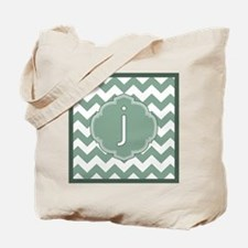 Eau de Nil Monogram Tote Bag