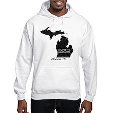 Cute Northern michigan Hoodie